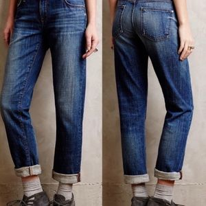 Anthropologie Pilcro Relaxed Fit Jeans